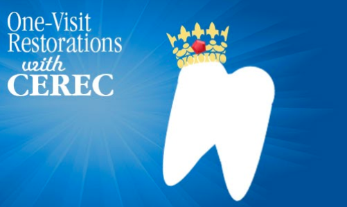 One-Day CEREC Restorations